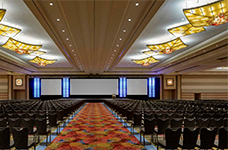 Conference room at Hyatt Regency